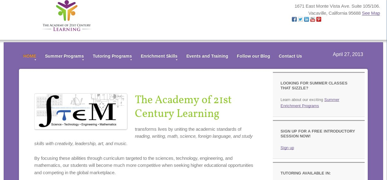 academy21learning