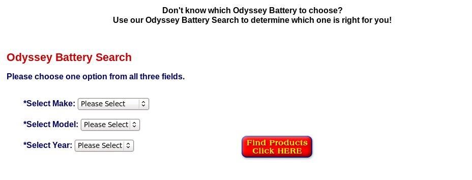 QPA Select Parts